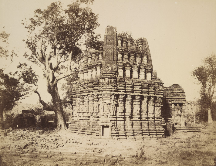 General view of the Temple at Ambernath
